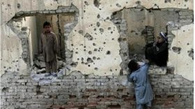 আফগানিস্তানে মসজিদে সরকারি বাহিনীর বিমান হামলায় ইমাম ও ১১ শিশু নিহত