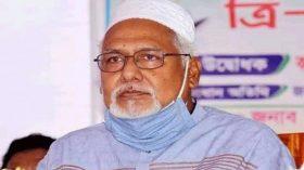শপথ নিলেন নতুন ধর্মপ্রতিমন্ত্রী ফরিদুল হক খান