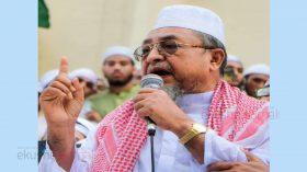 সরকার হেফাজতকে কোনো শর্ত দেয়নি: আল্লামা নুরুল ইসলাম জিহাদী
