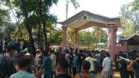 পাঞ্জাবি-টুপি পরে আসতে নিষেধাজ্ঞা সিলেট ক্যান্টনমেন্ট পাবলিক স্কুলের ২ শিক্ষককে: প্রতিবাদে ছাত্রদের অবস্থান কর্মসূচী